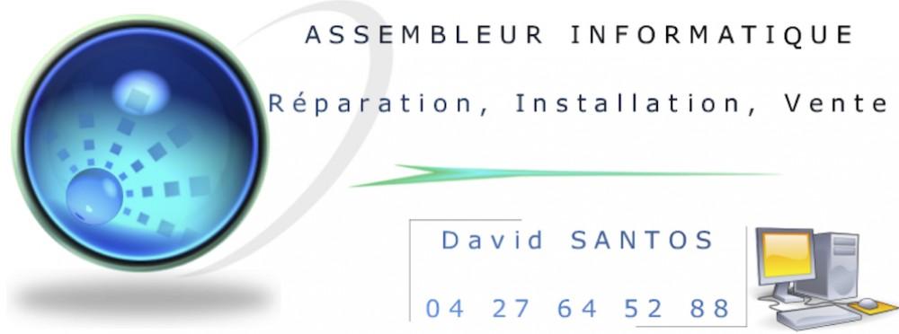 David Santos Informatique